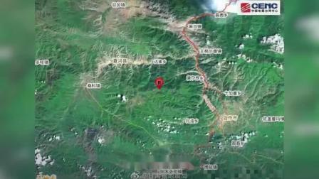 甘肃甘南夏河县5.7级地震,甘肃森林消防总队先遣分队赶赴震中