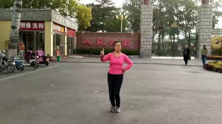 健身缘分广场舞-没有喝够