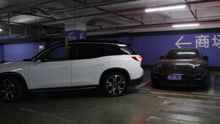 全自动泊车车外演示-新出行视频