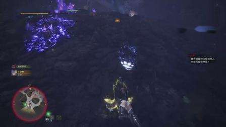 【空虚】PS4怪物猎人世界 冰原-轻弩速射-历战炎妃龙
