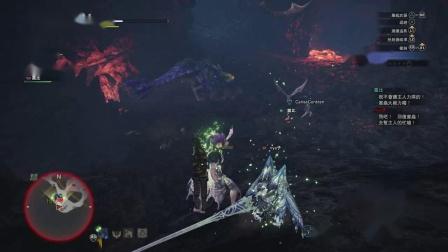 【空虚】PS4怪物猎人世界 冰原-轻弩-碎龙