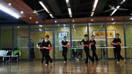 毛老师十月舞蹈《不说话》