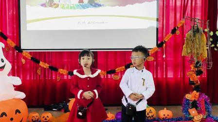 福州三木ABCmouse快乐童声-中三班 ABC alphabet song