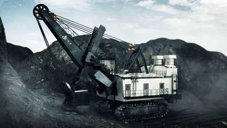 一重矿用挖掘机宣传片