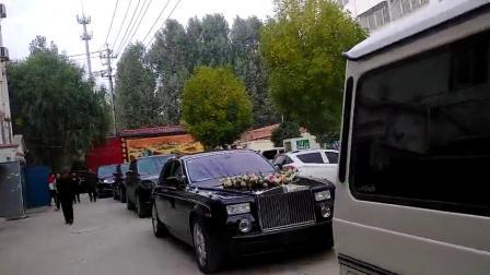 济宁劳斯莱斯幻影古斯特婚车,宾利婚车,超跑奔驰大g婚车,幸福一生高端婚车
