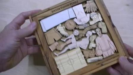 Soccer Fanatic Puzzle