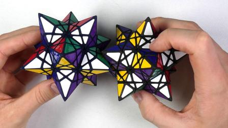 The Morning Slice _ A 3D Printed Rubik's Cube