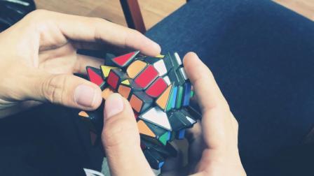 5x5x5 Double Axis cube