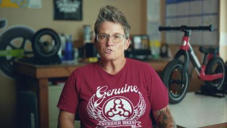Strider Bikes: Inspiring riders worldwide