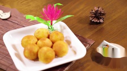 食为先:香芋地瓜丸难不难做?广州哪里能学?小吃技术怎么学?