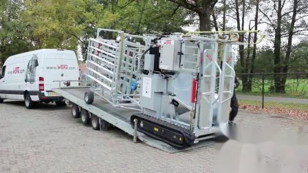 液压修蹄机 荷兰WOAP B.