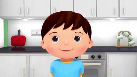 动画,学习为孩子_冰淇淋宋_卡通童谣_小宝贝范歌曲