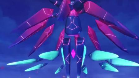 跳跃战士:大boss幻晶怪被激活,事情越来越棘手!