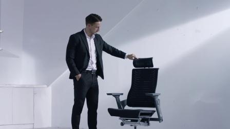 西昊办公椅3D+实拍广告片