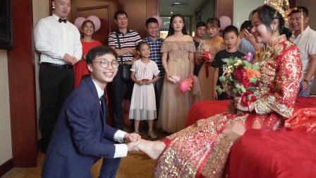 10.2青原区婚礼全程