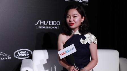 WJX婉珺玺于上海时装周SIFS演绎摩登大秀