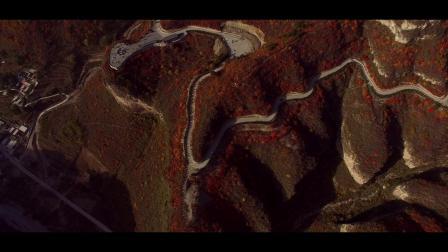 红叶欣赏地空中画廊