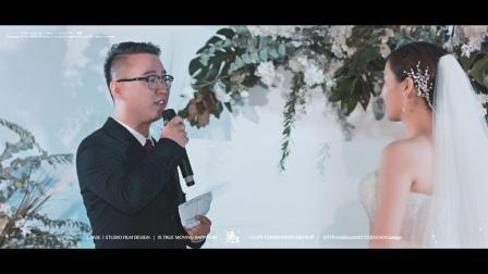 逐一映画~Liu Yanhui & Xu Luoxi 婚礼集锦