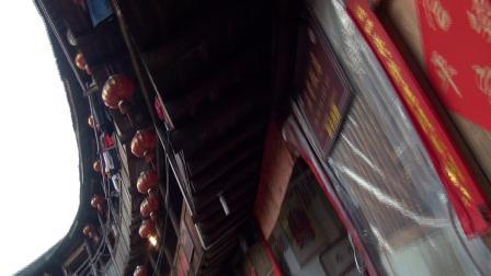 彭功-寻找福建永定-04最大围屋土楼群-四菜一汤-中国最美宗族防御性圆形建筑群。
