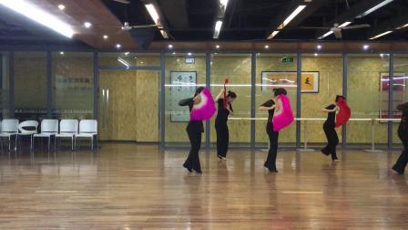 舞蹈《不说话》青青课堂练习1
