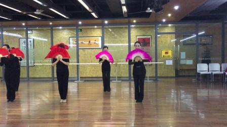 舞蹈《不说话》青青课堂练习2