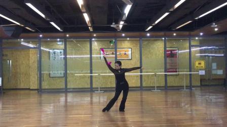 舞蹈《不说话》青青个人完整版