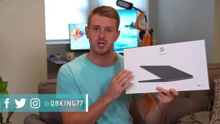 谷歌 Pixelbook Go 电脑开箱