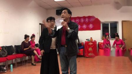 十九大精神好,吴家庆演唱。