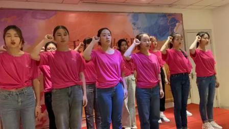 福州福清鑫天使化妆美甲美睫美容纹绣培训学校风采展示