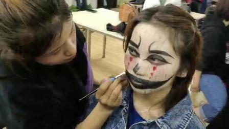 #兰州专业化妆学校#亚美云尚