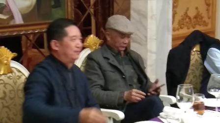 株洲文化名人作家李斌老师生日宴会,阿东创意现场报道