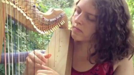 Carolin Nobles疗愈竖琴 即兴曲Atmosphere