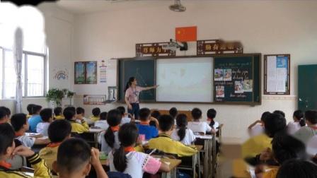 2019-2020学年第一学期五年级英语科《Unit 4 What can you do Part A Let s learn》阳春市莲平小学林雅欣