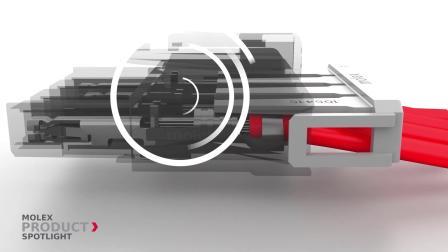莫仕焦点产品-Mega-Fit 电源连接器