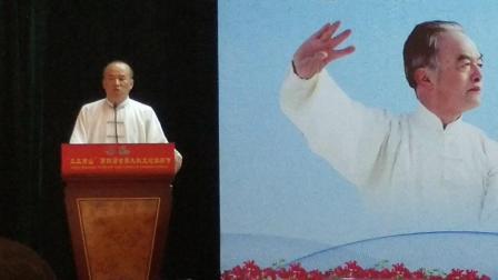 (四)马虹先生传承太极拳精神研讨会_三亚南山第四届世界太极文化旅游节