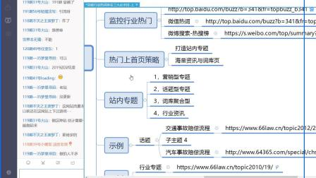 seo教程:突破行业热词排名三大必杀技3