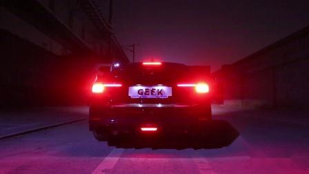 【杭州GeekAuto】奥迪S4改milltek中尾段排气 声浪