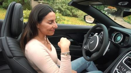 SURPRISING MY WIFE  A NEW ASTON MARTIN
