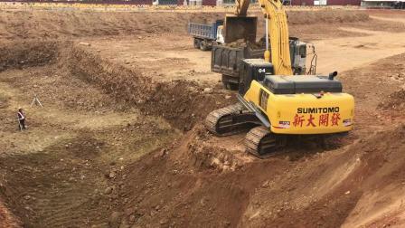 台湾住友挖土机