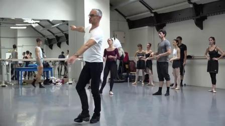 2019世界芭蕾日(巴黎国家歌剧院)