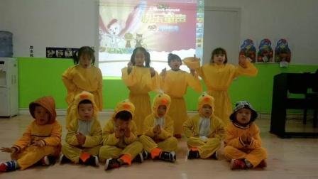 兰州教育港ABCmouse快乐童声小班组展演