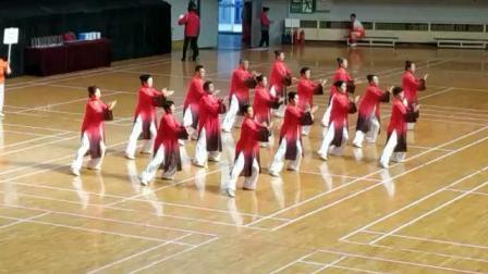 2019年北京第二十二届中老年优秀健身项目表演赛,中科院代表队的健身气功八段锦以全场最高分~9.042分的优异成绩荣获健身气项类第一名。<上>