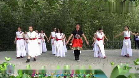 紫竹院广场舞,每逢周六她往返于北京天津,只为与杜老师舞队共舞