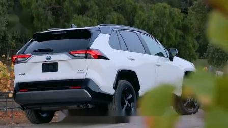 """丰田又一""""硬货""""上市,比汉兰达更霸气,四驱版油耗仅5L!"""
