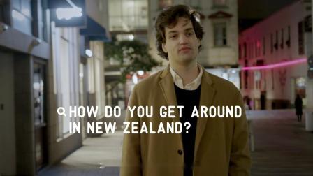 在新西兰你平时都去哪儿?