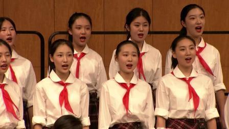 女声合唱作品《绽放》南京艺术学院附中合唱团 指挥:许洋 钢琴:芮雪