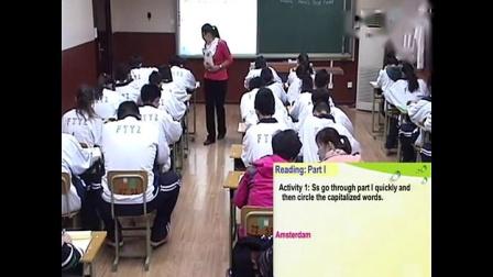 人教版高中英语必修1Unit 1 FriendshipWarming up、Pre-reading、-伊老师优质公开课视频(配课件教案)