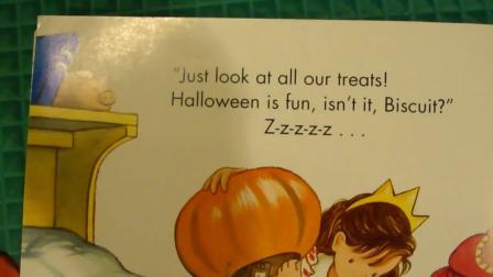 Happy Halloween Biscuit! read aloud