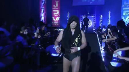【NJPW】铃木みのる(铃木实)(Suzuki Gun)日常出场 痞气十足