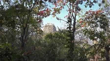 Popa Taung Kalat, Myanmar in 4K (Ultra HD)